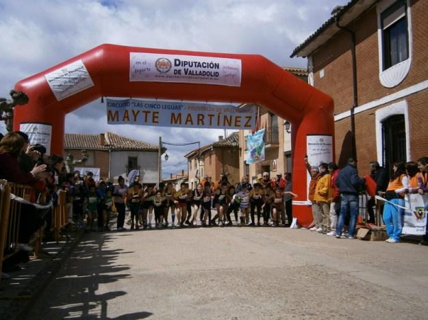 Las Cinco Leguas Mayte Martínez en Herrín de Campos