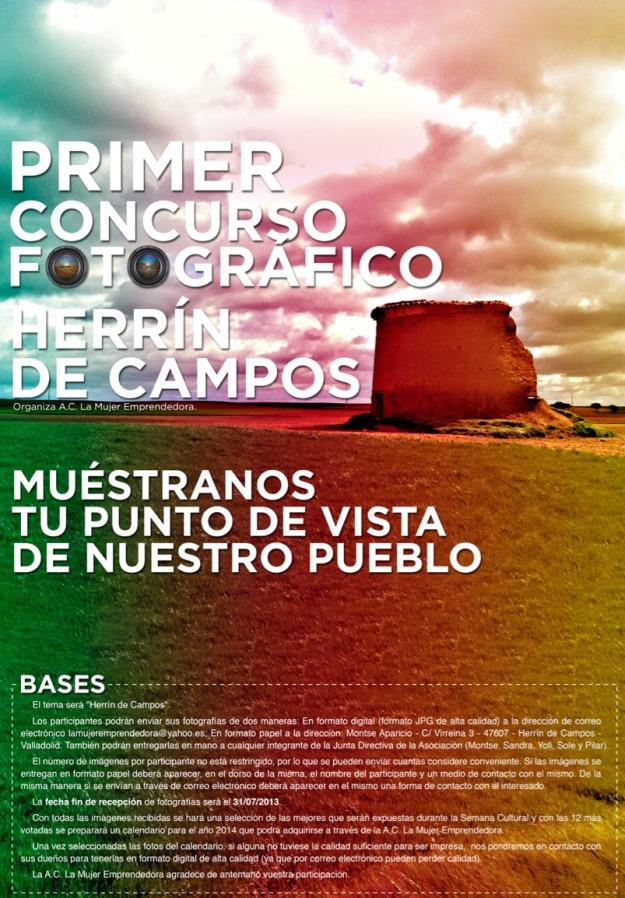I Concurso Fotográfico Herrín de Campos